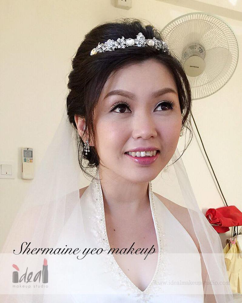 7112015 bride Mervyn  puchong